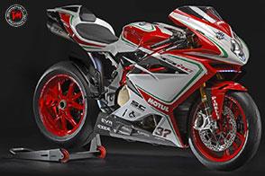 Una stradale con un cuore da Superbike: è la nuova MV Agusta F4 RC