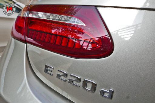 Mercedes Classe E Cabrio 220 d