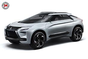 Elettrico, veloce ed innovativo: è il Mitsubishi e-Evolution Concept