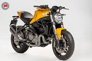 Nuovo Ducati Monster 821: l'essenza pura di una moto iconica, si evolve!