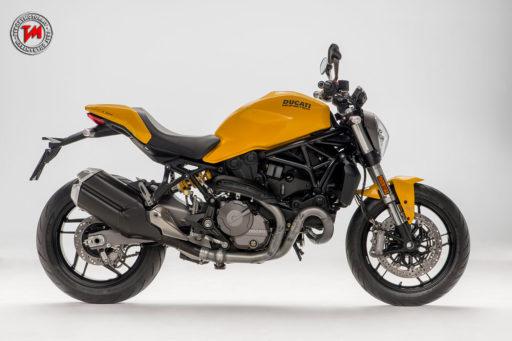Nuovo Ducati Monster 821