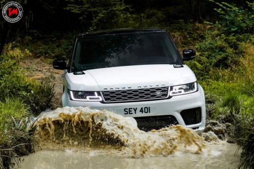 Range Rover Model Year 2018