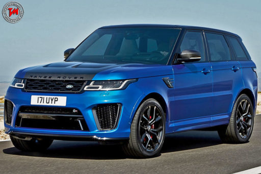 Range Rover Model Year 2018