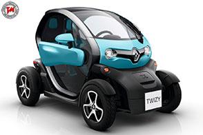 ENEGAN & Renault: l'energia con la maneggevolezza da Twizy