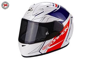 Alta sicurezza con il casco Scorpion Sport Exo 710 Air