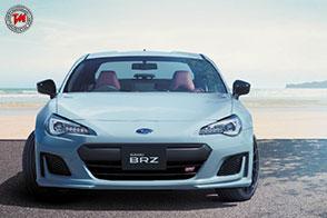 Subaru aggiorna la sportivissima BRZ