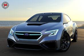 Uno sguardo sul futuro con la Subaru VIZIV Performance