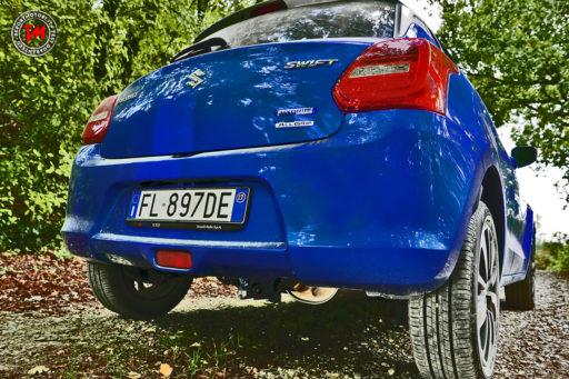 Suzuki Swift Hybrid 4x4 All Grip