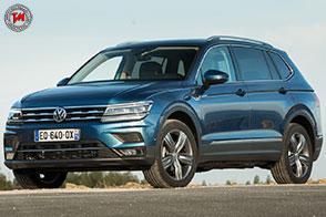 Un SUV extra size il nuovo Volkswagen Tiguan Allspace