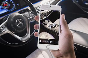 Massima interazione con l'app Ask firmata Mercedes-Benz