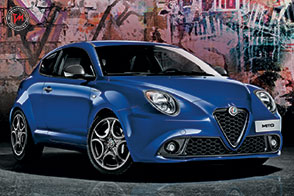 Alfa Romeo Mito con Pack Tech e Carbon Look