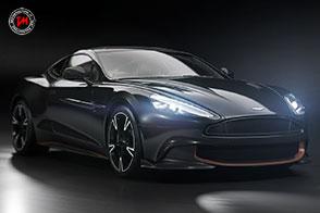 Solo 175 esemplari per la Aston Martin Vanquish S Ultimate