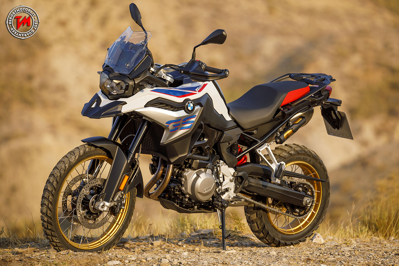 ad eicma presentate le nuove bmw f 750 gs ed f 850 gs. Black Bedroom Furniture Sets. Home Design Ideas