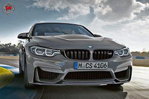 460 cavalli e 1200 esemplari per la nuova BMW M3 CS