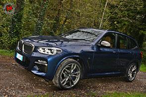 Benzina o Diesel, la nuova BMW X3 è un SAV dall'anima sportiva!