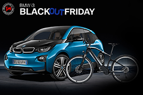 Operazione Black Friday: numero limitato per le BMW i3 online
