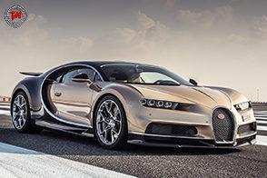 Bugatti Chiron conquista il premio Hypercar of the Year 2017