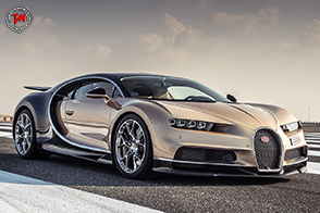 Bugatti Chiron conquista il premio Hypercar of the Year 2017