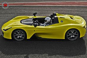 Pesa 855 kg ed ha un cuore da 400CV: è la nuova Dallara Stradale