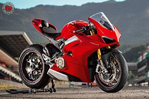 214 cavalli e 195 kg per la nuova Ducati Panigale V4