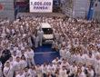 Prodotta a Pomigliano d'Arco la milionesima Fiat Panda