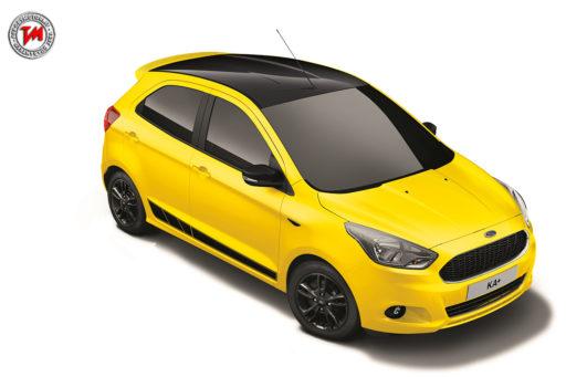 Ford KA + Color Edition