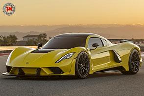 1600 cavalli per oltre 480 km/h di velocità massima: Hennessey Venom F5