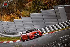 Giro record al Nurburgring per la Jaguar XE SV Project 8