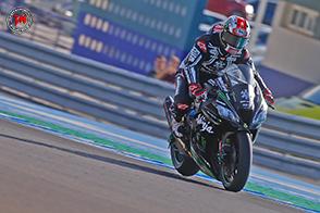 Sul circuito di Jerez, Jonathan Rea frantuma il record delle MotoGP