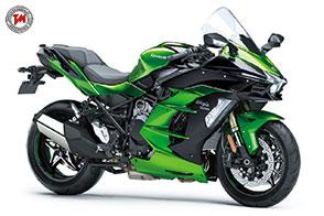 Potenza infinita per la nuova Kawasaki Ninja H2 SX