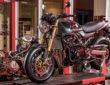 Kawasaki Z900RS by Moto Corse