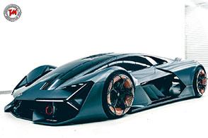 Innovativa, visionaria, futuristica: Lamborghini Terzo Millennio