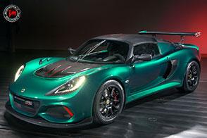 Anima ribelle per la nuova Lotus Exige Cup 430
