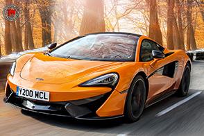 McLaren e Pirelli danno vita ai nuovi pneumatici MC Sottozero 3
