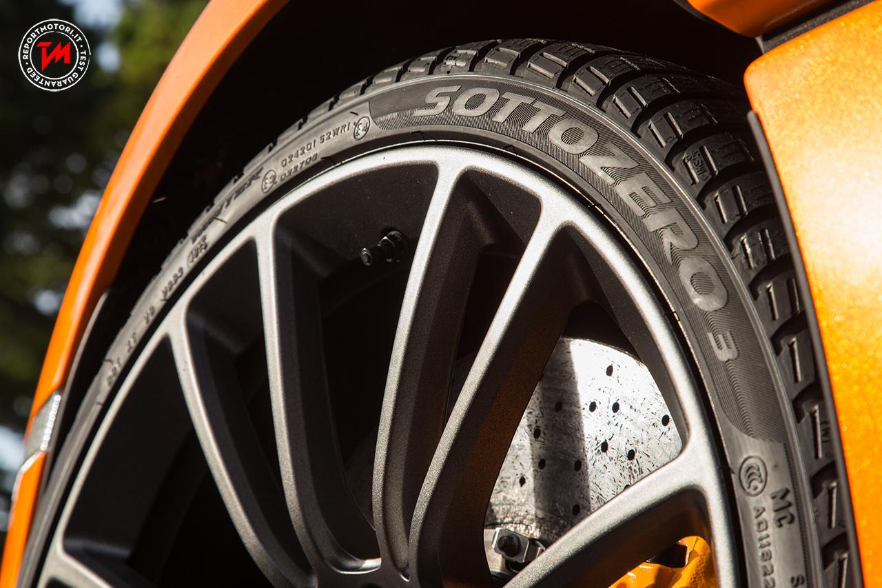 Mclaren e pirelli danno vita ai nuovi pneumatici mc - Portata massima tir ...