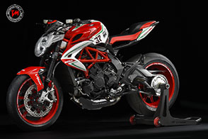 Una vera Limited Edition: da MV Agusta pronta la Brutale 800 RC