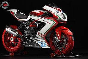 Nuove MV Agusta F3 675 RC & F3 800 RC model year 2018