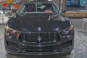 Maserati presenta la sua gamma 2018 a Los Angeles