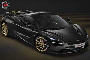 Dubai International Motor Show debutto per la McLaren720 MSO Bespoke