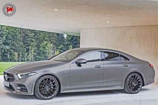Nuova Mercedes-Benz CLS