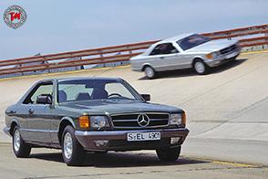 L'usato storico ed il valore delle Mercedes-Benz Classic