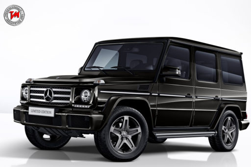 Mercedes-Benz Classe G Limited Edition Schockl