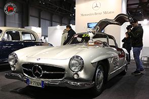 Oltre 2000 auto d'epoca per la settima edizione della Milano AutoClassica
