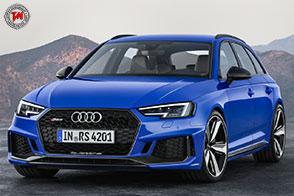 La nuova Audi RS 4 Avant pronta al debutto nelle concessionarie Europee