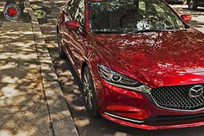Al Los Angeles Auto Show Mazda presenta la nuova Mazda6