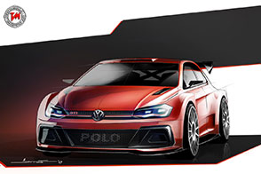 Un bolide da 270 cavalli per la nuova Volkswagen Polo GTI R5