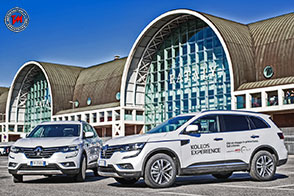 Renault Koleos ed Eataly: un binomio di gusto e classe