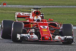 Nel GP di Abu Dhabi, vince Bottas, per le Ferrari terzo e quarto posto
