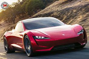 Tesla Roadster, mai nessuna scoperta, come Lei!