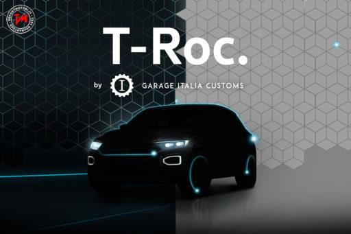 Volkswagen T-Roc Garage Italia Customs